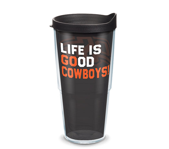 Oklahoma State Cowboys Life is Good® image number 0