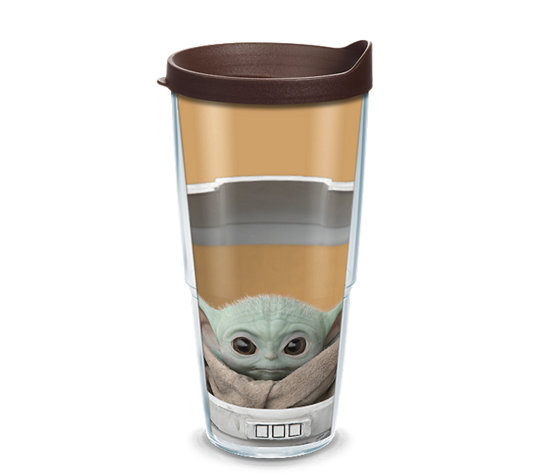 Tervis Mandalorian - The Child Stare 24oz Tumbler