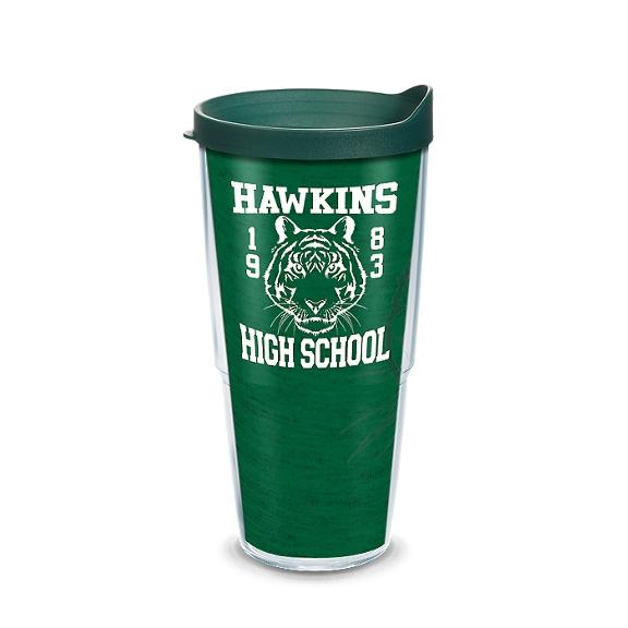 Stranger Things - Hawkins Highschool