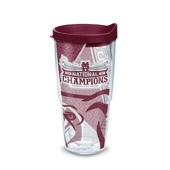 Mississippi State Bulldogs 2021 College World Series Champions