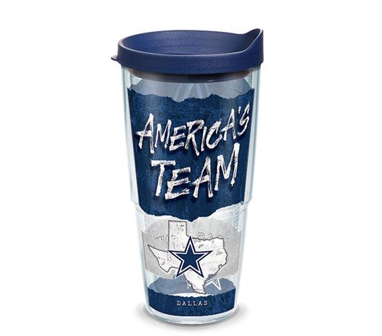 Tervis NFL� Dallas Cowboys Statement 24oz Tumbler