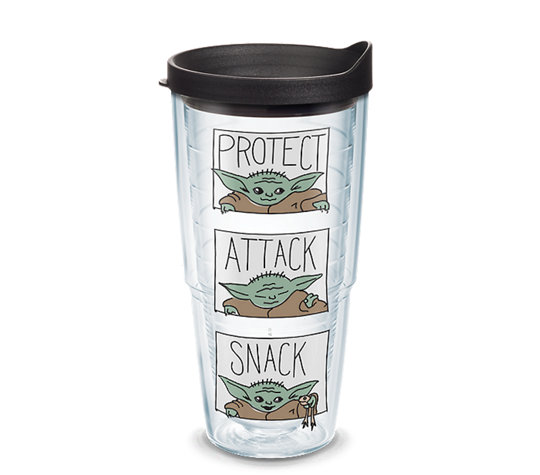 Tervis Mandalorian - The Child Protect Attack Snack 24oz Tumbler