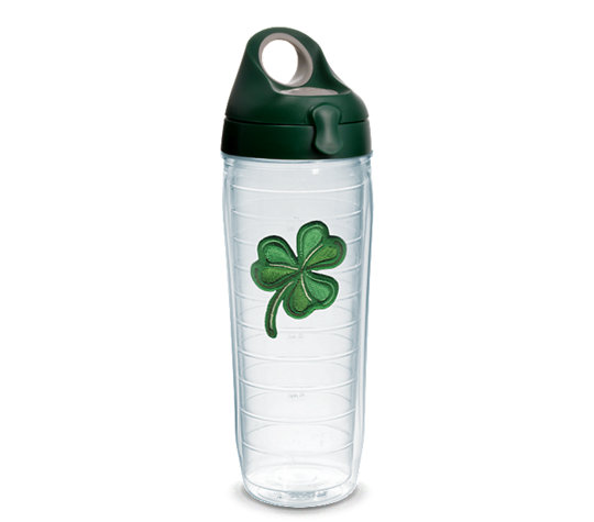 Tervis Shamrock 24oz Water Bottle