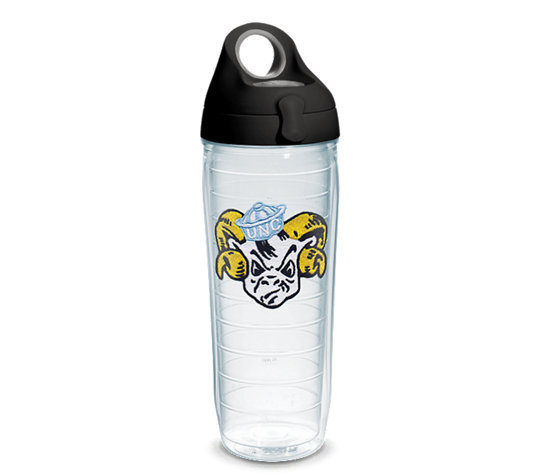 Tervis North Carolina Tar Heels Vault 24oz Water Bottle - College Collection