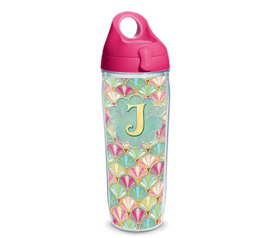 INITIAL-J Multicolored Scallop
