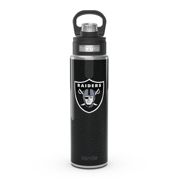 NFL® Las Vegas Raiders - Black Leather