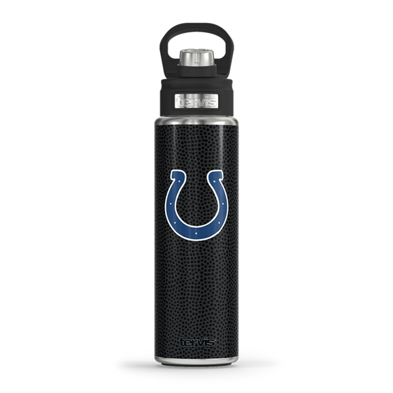 NFL® Indianapolis Colts - Black Leather
