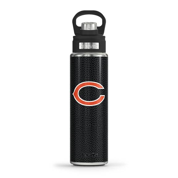 NFL® Chicago Bears - Black Leather