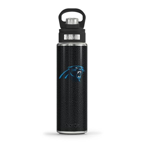 NFL® Carolina Panthers - Black Leather