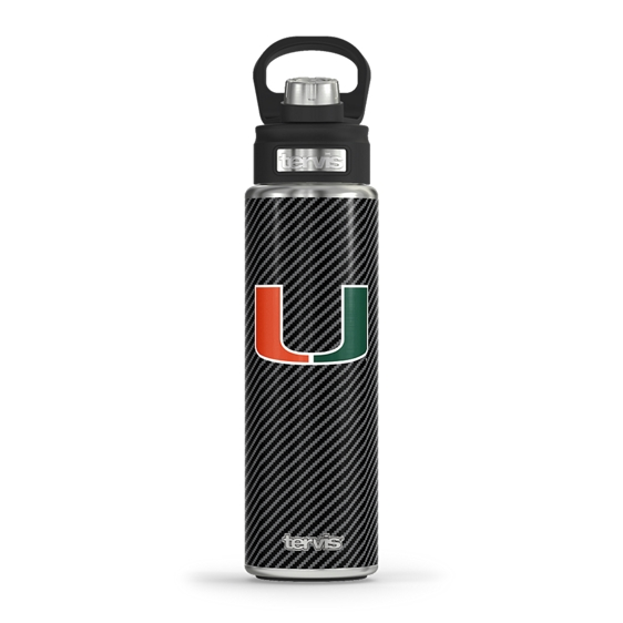 Miami Hurricanes Carbon Fiber