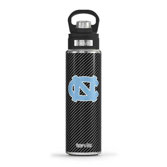 North Carolina Tar Heels Carbon Fiber