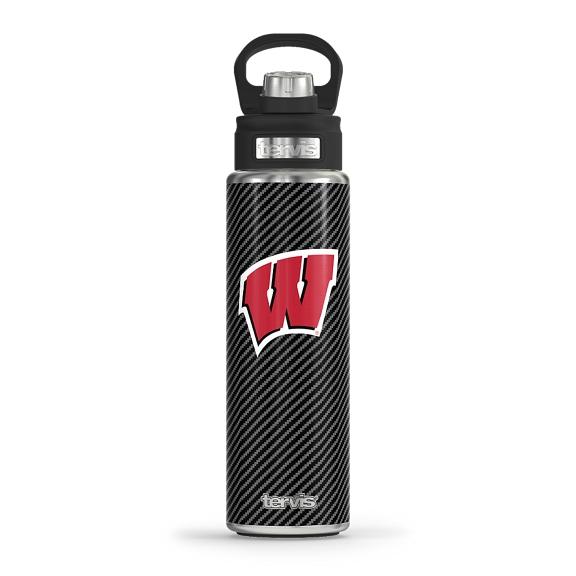 Wisconsin Badgers Carbon Fiber