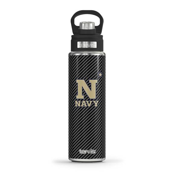 Navy Midshipmen Carbon Fiber