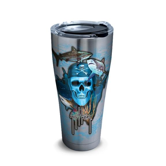 Guy Harvey® Pirate Skull