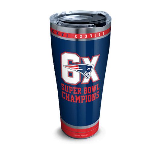 NFL® New England Patriots 6X Super Bowl Champions image number 0