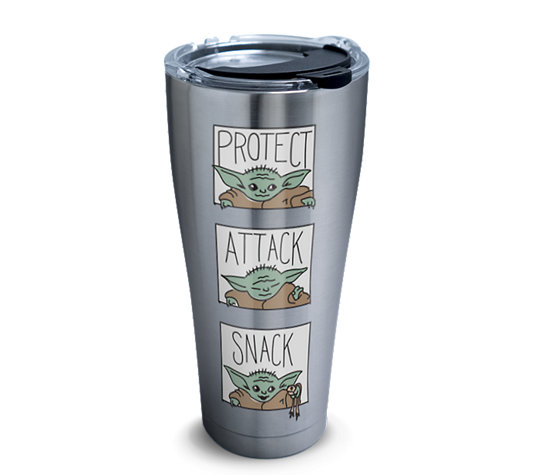 Tervis Mandalorian - The Child Protect Attack Snack 30oz Tumbler