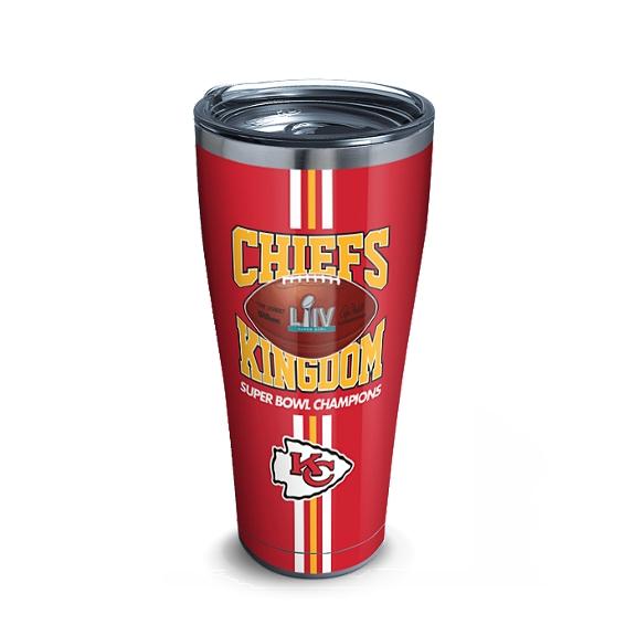 NFL® Kansas City Chiefs Post Win Super Bowl 54