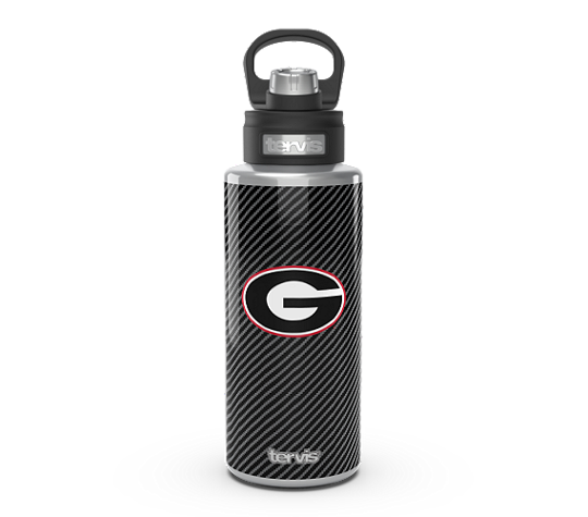 Georgia Bulldogs Carbon Fiber