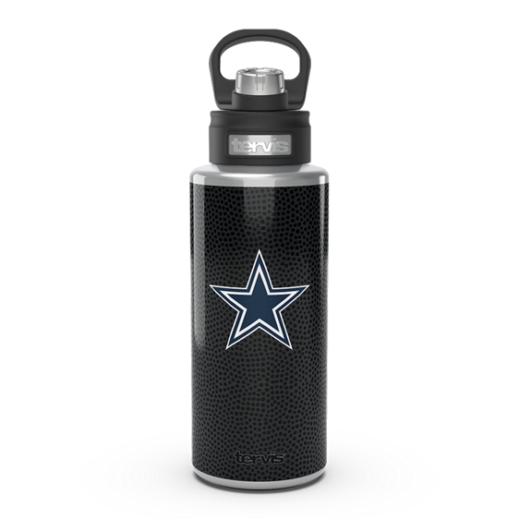 NFL® Dallas Cowboys - Black Leather