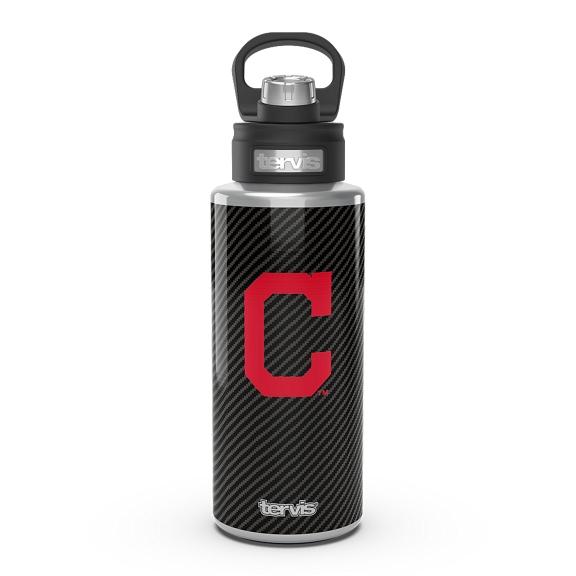 MLB® Cleveland Indians™ Carbon Fiber