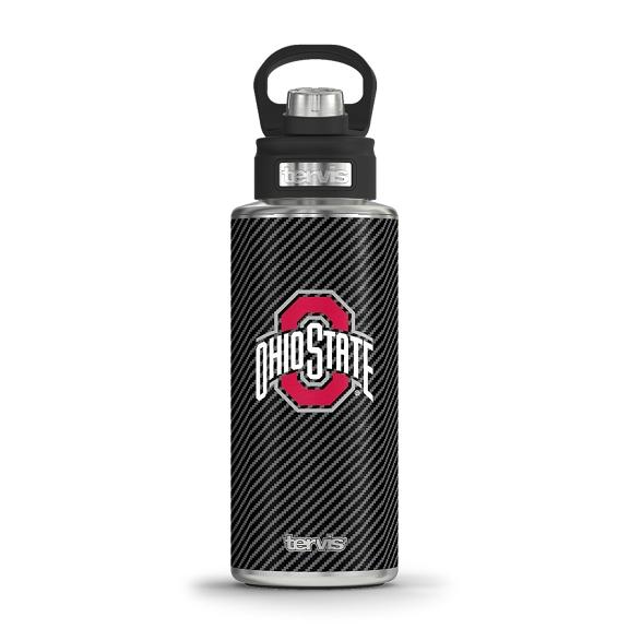 Ohio State Buckeyes Carbon Fiber
