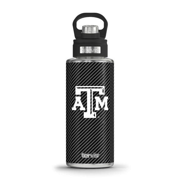 Texas A&M Aggies Carbon Fiber