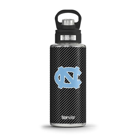 North Carolina Tar Heels Carbon Fiber