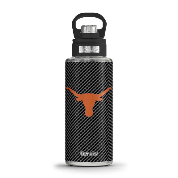 Texas Longhorns Carbon Fiber