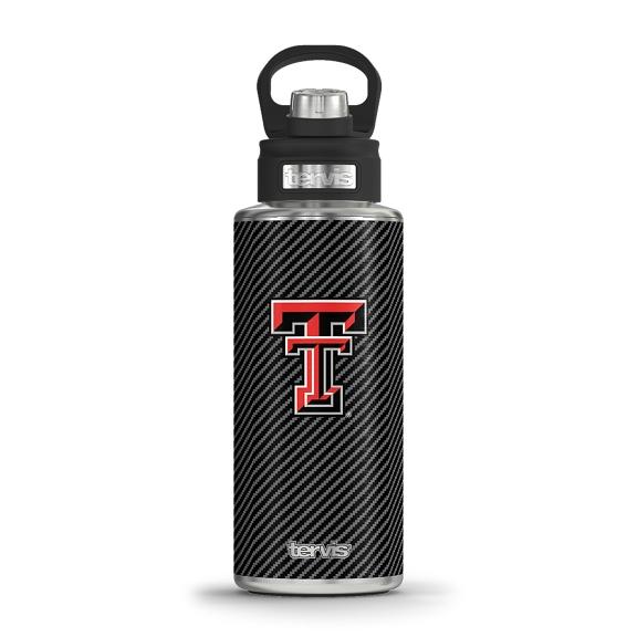 Texas Tech Red Raiders Carbon Fiber