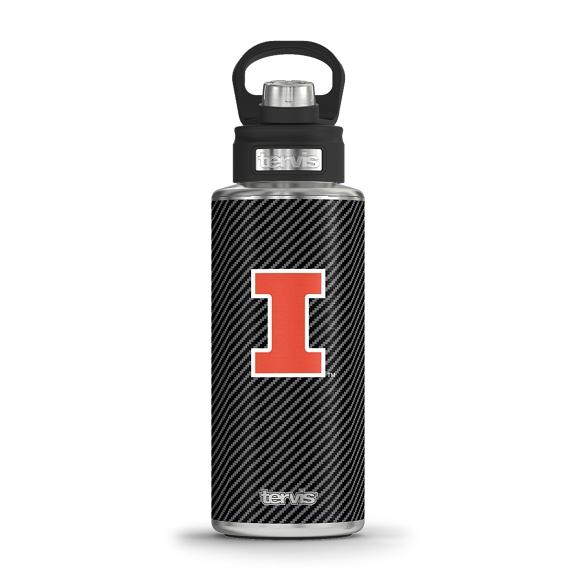 Illinois Fighting Illini Carbon Fiber