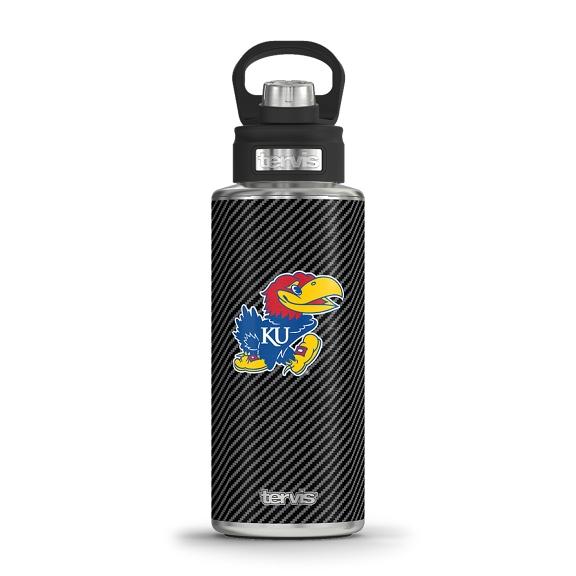 Kansas Jayhawks Carbon Fiber