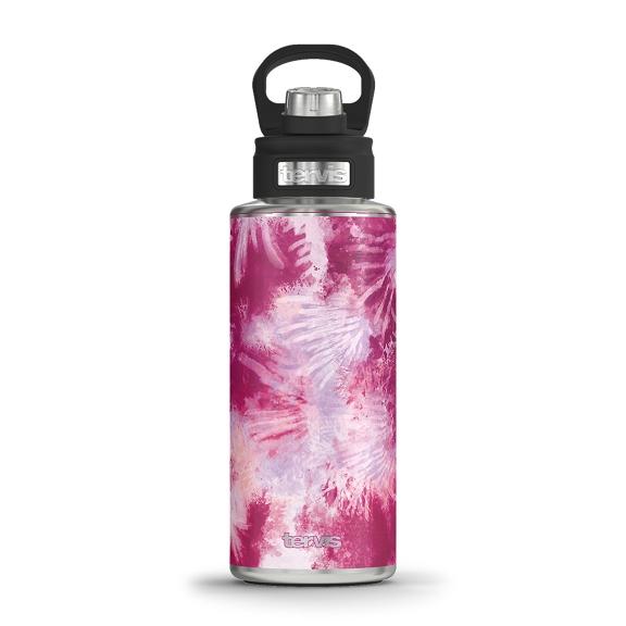 Pink Haze Tie Dye
