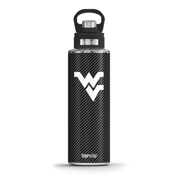West Virginia Mountaineers Carbon Fiber