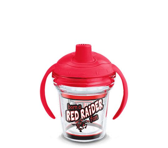 Texas Tech Red Raiders Born a Fan