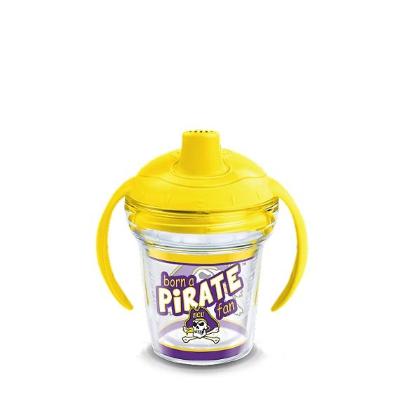 East Carolina Pirates Born a Fan