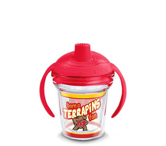 Maryland Terrapins Born a Fan