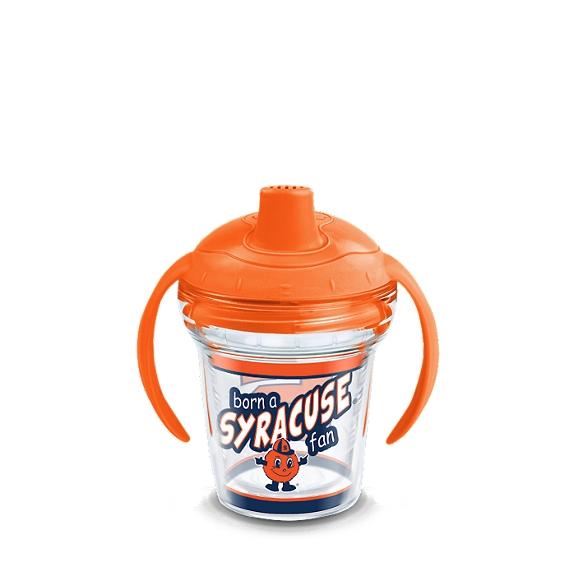Syracuse Orange Born a Fan