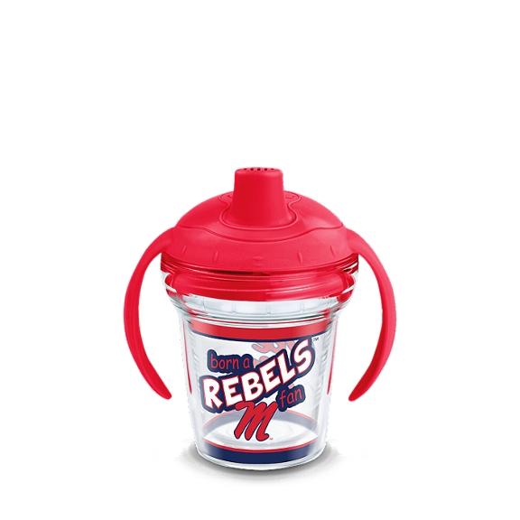 Ole Miss Rebels Born a Fan