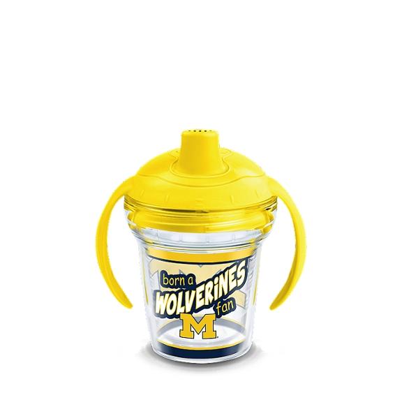 Michigan Wolverines Born a Fan