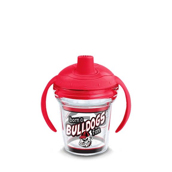 Georgia Bulldogs Born a Fan