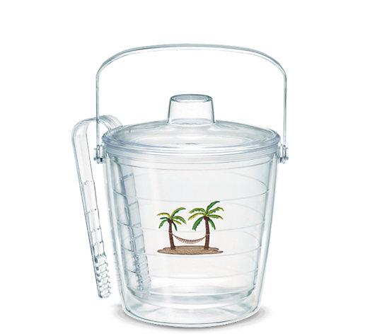 Palm and Hammock Design image number 0