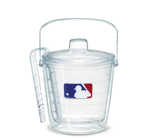 MLB® Silhouetted Batter Logo image number 0