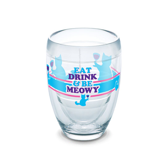 Snorg Tees - Eat Drink Meowy image number 0