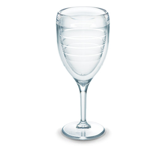 Wine Glass, Clear